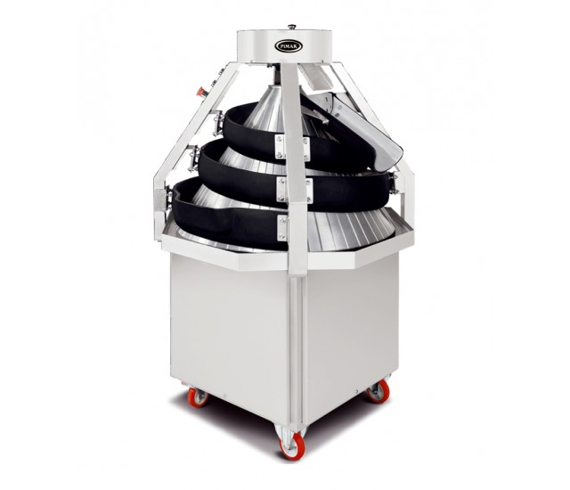 CR 120 Conical Rounder Machine